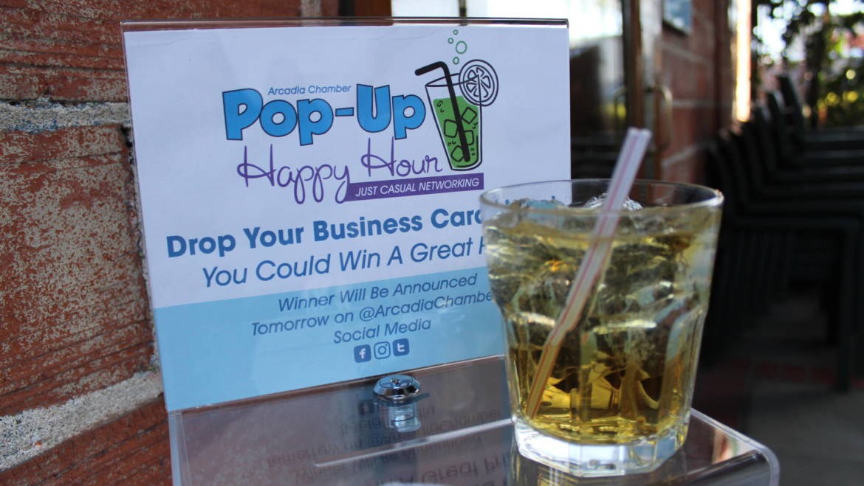 Matt Denny's hosts Pop-Up Happy Hour