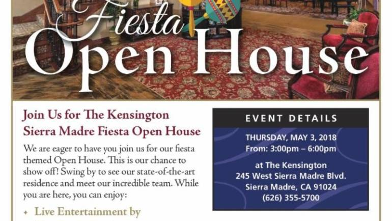 The Kensington: Fiesta Open House