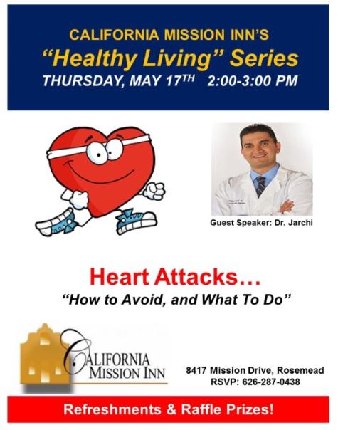 California Mission Inn's Healthy Living Series
