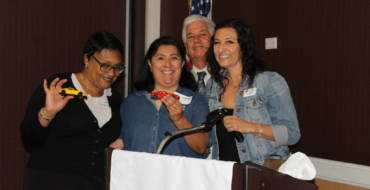 Open Networking and Prizes at May Rise & Shine