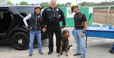 Arcadia Police Foundation K-9s and Cops at Clocker's