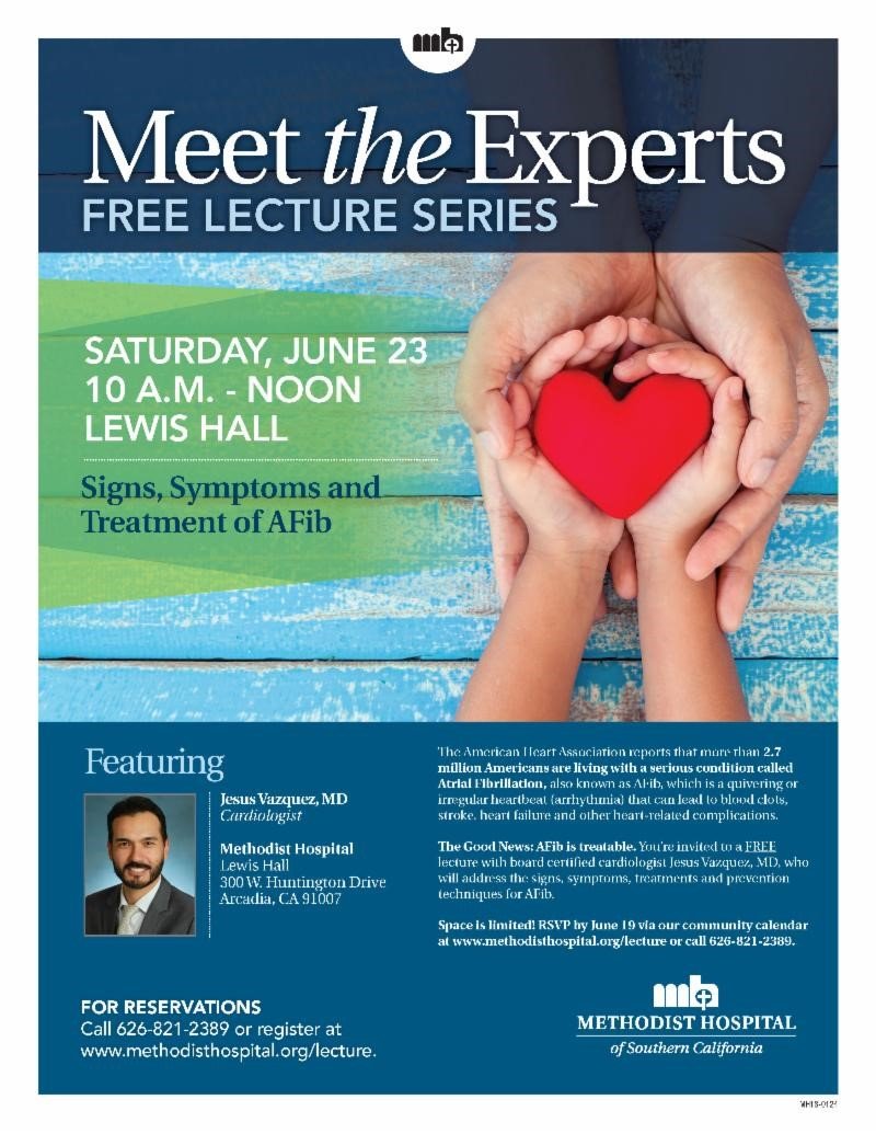 Meet the Experts at Methodist Hospital