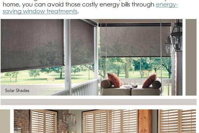 Stay Cool with Budget Blinds