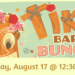 Tiki Bar Bunco at Arcadia Community Center