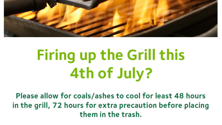 Stay Safe and Recycle Right on July 4th from Waste Management