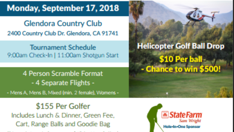 Arcadia Association of Realtors Charity Golf Classic