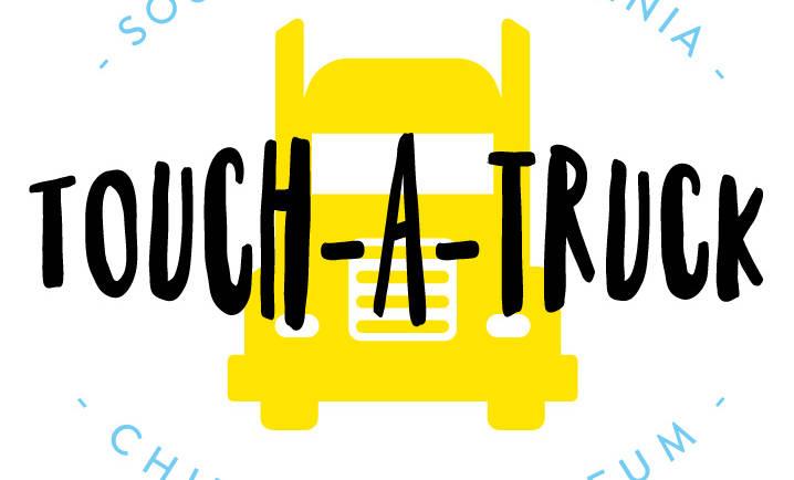Touch a Truck event at Santa Anita Park