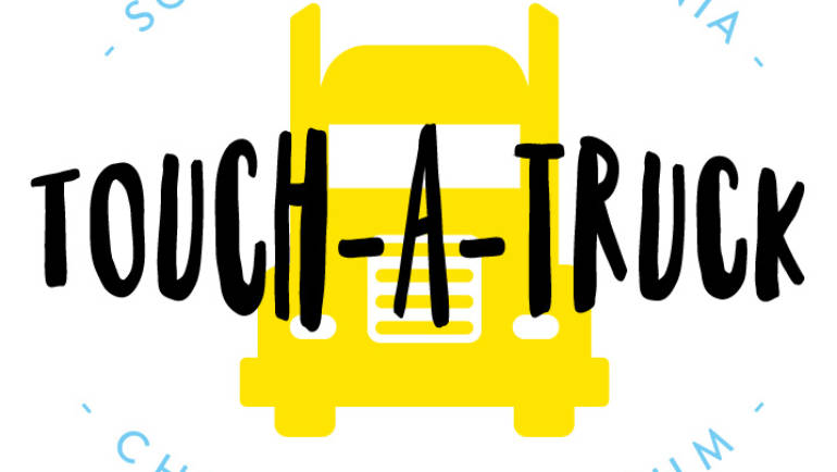 Touch a Truck event at Santa Anita Park