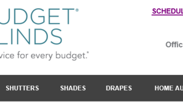Get the style and service you deserve at Budget Blinds
