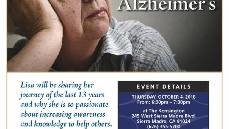 The Kensington: Insights into Alzheimer's