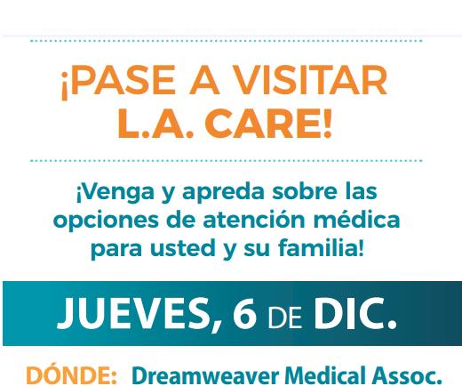 Enrollment Event with Dreamweaver Medical