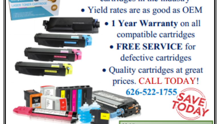 Find compatible ink & toner with Elite Office Solutions