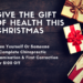 Give the Gift of Health with Optimal Chiropractic