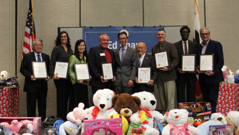 Assemblymember Chau honors leaders at Make a Difference Awards event