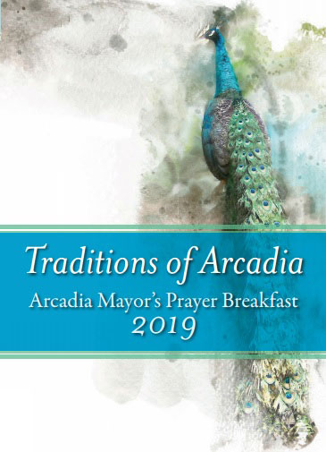 Arcadia Mayor's Prayer Breakfast