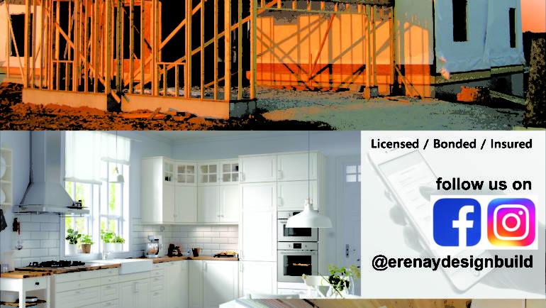 Erenay DesignBuild can help create your dream home