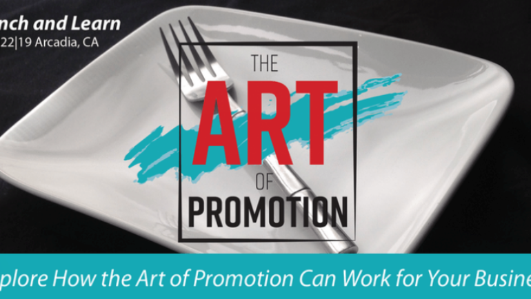 HUTdogs Lunch and Learn Workshop: The Art of Promotion