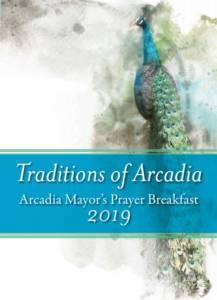 Arcadia Mayor's Prayer Breakfast