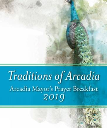 City of Arcadia: Mayor's Breakfast