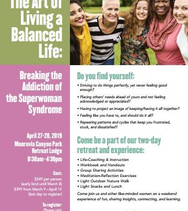 Art of Living a Balanced Life, with Rudy Hayek of RH Family Therapy