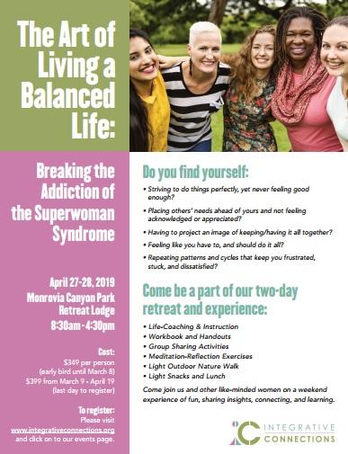 Art of Living a Balanced Life with Rudy Hayek