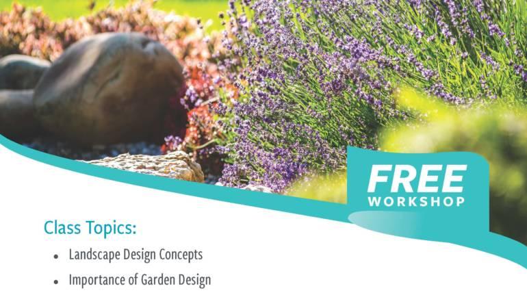 Garden Concept Design Workshop with Upper San Gabriel Valley Water District