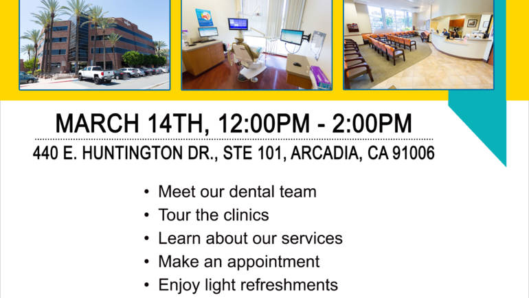 Dental Group of Arcadia Open House