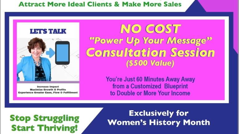 Power Up Your Message with Michelle McCullar