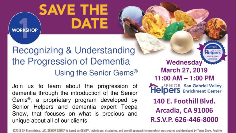Recognizing and Understanding Dementia with Senior Helpers San Gabriel
