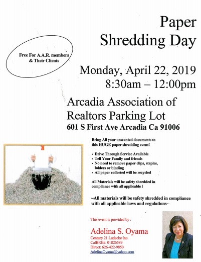 Arcadia Chamber of Commerce - The Connection to the Business Community