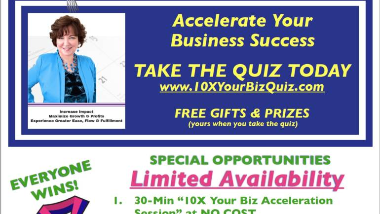 Easter Biz Breakthough Special with Michelle McCullar