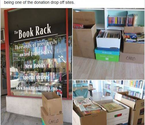 Optimal Chiropractic delivered books to Book Rack