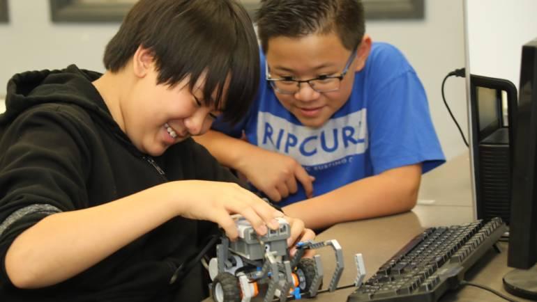 Bosco Tech offers Dynamic Summer Programs