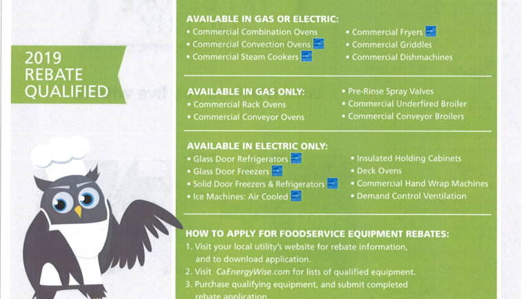 So Cal Edison Energy Efficient Rebate Opportunities