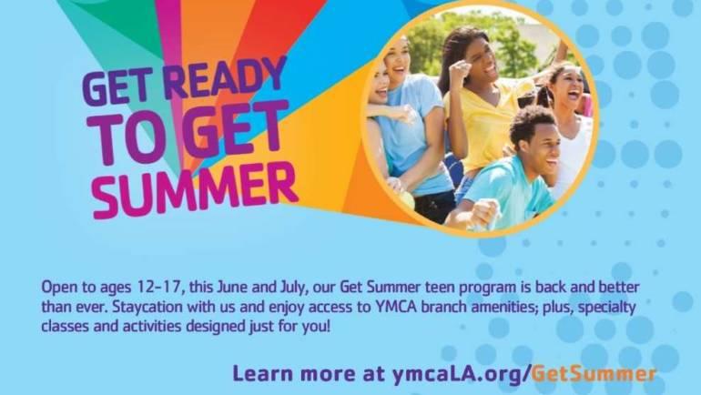 Get Ready for Summer at Santa Anita Family YMCA